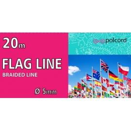 Flag line 20m