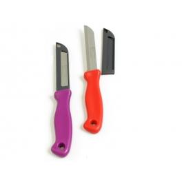 Nożyk, nóż kuchenny 9cm ostrze SOLINGEN w etui