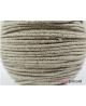 Sznurek bawełniany DO MAKRAMY 100m/szary PRODUCENT