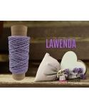 Sznurek bawełniany do makramy LAWENDOWY PRODUCENT