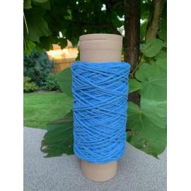 Sznurek bawełniany do makramy BŁĘKIT PRODUCENT