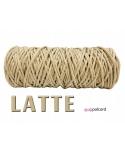 Sznurek bawełniany do makramy LATTE PRODUCENT
